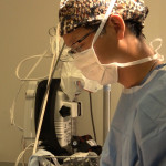 Dr. Adrian Lo in Surgery