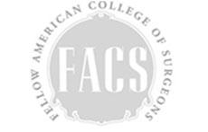Fellow American College of Surgeons